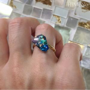 【 イチジクの燻製と青い指環の話 】