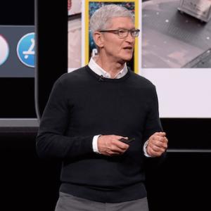 ティム・クック曰く、Appleは2〜3週間に1社のペースで会社を買収している