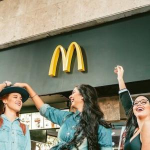 不景気にも強そうなマクドナルドへの投資を検討中。まずはビジネス状況についてチェック