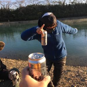 同級生と釣り・・・