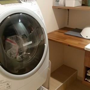 【洗面所】死角を利用したゴミ箱。マメに交換する習慣。