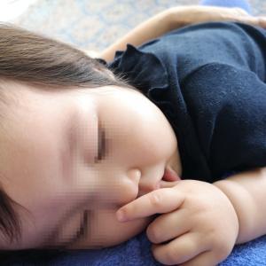 ベビーちゃん寝落ちの極意