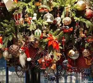 クリスマスモチーフのレッスン始まっています