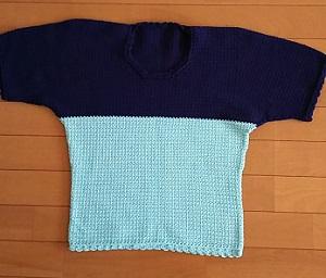 編み散らかしのうちの一つできた