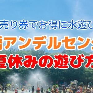 前売り券でお得に水遊び!「船橋アンデルセン公園」夏休みの遊び方