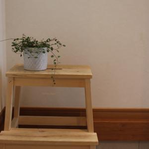 【IKEA】1台二役な イケア BEKVÄM ベクヴェーム・ステップスツール
