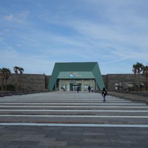 済州島世界自然遺産3つ目とジンベイザメがいない済州aquaplanet