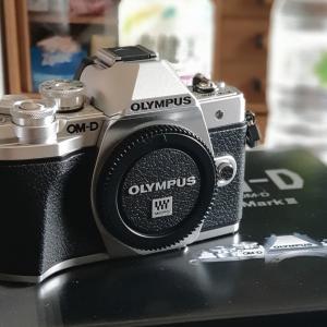 新しいカメラを持って近くのソウル植物園へ