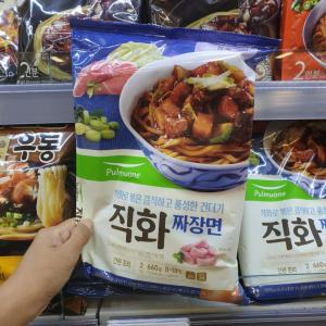 多少高くてもプルムウォン製品が好き(ジャージャー麺)
