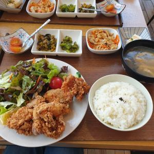 日本の揚出し豆腐の店「パパのダイニング」