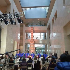 国立中央博物でのユネスコ人類無形文化遺産イベント