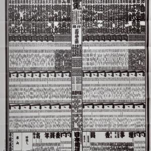 大相撲七月場所 14日目 三段目取組結果