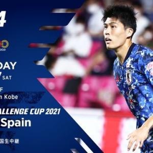 vs U-24 スペイン代表 神戸で有観客開催できて東京でできないという著しい矛盾 !?