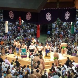大相撲七月場所 千秋楽 三段目取組結果
