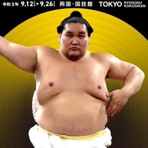 大相撲九月場所 10日目 三段目 取組結果