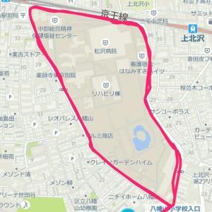 6月21日 ゆるジョグ30分、年内公認コースレース全滅