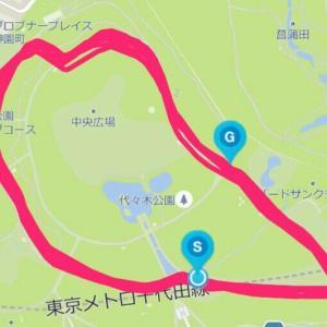 6月10日 12.06㎞BU走(M×K朝練)、今日もコツコツ基礎固め