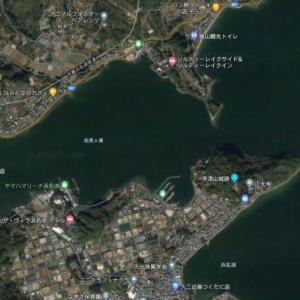 【徹底解説】浜名湖 松見ヶ浦の釣り場・ポイントまとめ