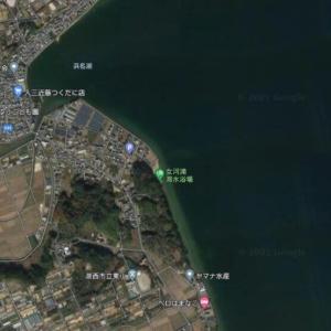 中浜名湖 女河浦海水浴場周辺の釣り場・ポイントを徹底解説!