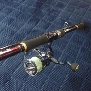 ダイワ オーバーゼアを徹底インプレ!103Mをライトショアジギング、サーフのヒラメ・マゴチ釣りに使用