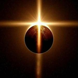 夏至・日食・新月