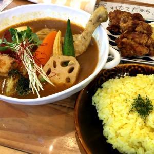 札幌市清田区『トムトムキキル』アットホームな雰囲気の中でスープカレーとタンドリーザンギを食べた!