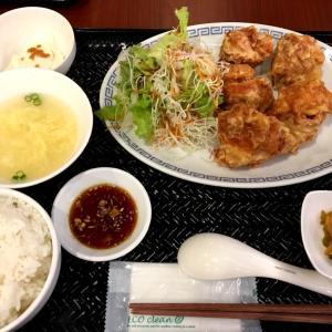 札幌市中央区『中国料理 川菜 西六厨房』ランチに訪問!ザンギ定食を食べてみた!