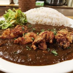 札幌市中央区『MAHANA』カレーがどうしても食べたくて…ザンギルゥカレーが美味しかった!