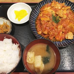 札幌市中央区『酒菜 みたに屋』優しいまなざしのご夫妻が作る知床鶏のトマト煮定食を食べてみた!