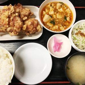 札幌市中央区『中国料理 布袋 本店』がっつり食べたいランチに、ザンギ定食Bを食べた!