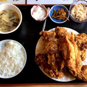 札幌市手稲区『中華料理 順和園』ボリュームがすごいんです!鶏の唐揚げ定食を食べてみた!