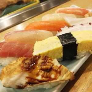 札幌市白石区『尾州鮨 東札幌店』19時まで食べられるランチ!カウンターで寿司10個を食べた!