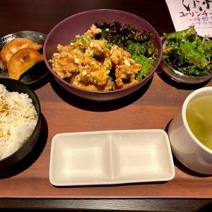 『なかよし餃子 クレオパトラ』ムシムシしている札幌で、油淋鶏定食を食べてみた!