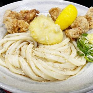 『ザンギうどん 一久 テレビ塔本店』30度の暑い札幌で、冷え冷えのおやこうどんを食べた!