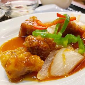 『中国料理 大公』料理以上の優しさを味わえる中華料理屋さん!ランチ定食の酢豚を食べた!
