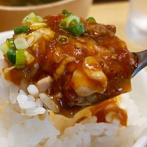 『寿司・中国料理 福禄寿』真たちの麻婆が始まった!白飯にワンバウンドして食べたい逸品!ザンギもね