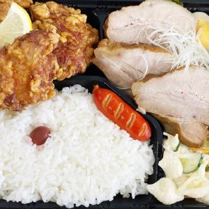 『あじ太郎 本店』ザンギだけじゃなかった!豚角煮が美味しすぎて…夏!豚角煮・ザンギ弁当を食べたよ