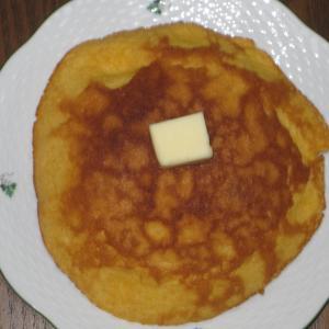 本日の手作りおやつ! (14)・・・おからパウダーパンケーキ!