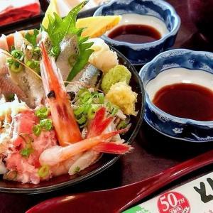 トロいわしの海鮮ちらし丼