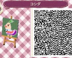 とび森時代のマイデザイン【moon】