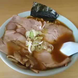 がんこラーメン「チャーシューメン大盛り」いわき市 スープが絶妙!柔らかチャーシュー