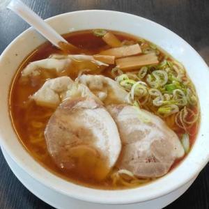 幸楽苑「酒田のふわとろワンタンメン」魚介スープにとろけるワンタン!期間限定販売