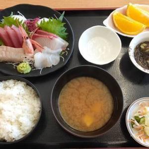 大津漁港直営市場食堂「刺身定食」北茨城市|美味しい新鮮海鮮 絶品ヒラメ