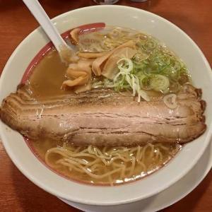 幸楽苑「塩らーめんプレミアム(ロカボ麺)」毎月29日はプレミアムチャーシュー1枚増量