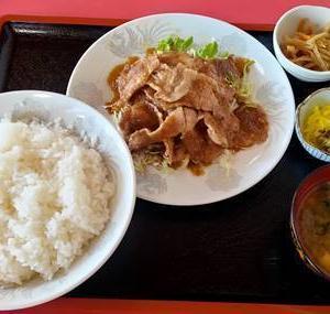 中華レストラン 八宝 Aランチ(焼肉)ドリンク付 土曜日も開催|いわき市
