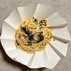 ココス「海老とほうれん草の明太子クリームソース」濃厚ソースが絶妙な味わい|東京オリンピック開幕