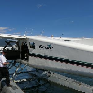 絶対おすすめ!カナダのバンクーバーで水上飛行機シープレーンに乗って市内上空を周遊しました!