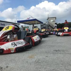 2020年8月30日 KSC Fastest Cup 第4戦 ヒート1 ノービス&エキスパート混走