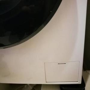 無印ドラム式洗濯機のお手入れ