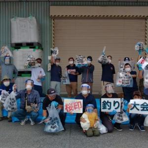 日曜日に桜印釣り大会に行ってきました(=^▽︎^)ノ